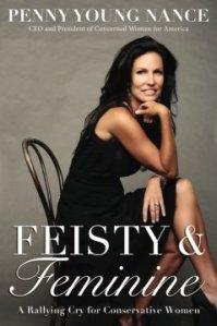 feisty and feminine cover